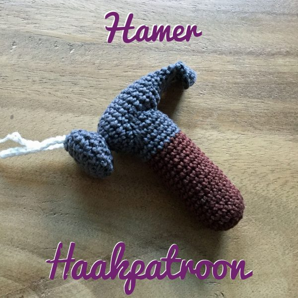 Haakpatroon-hamer