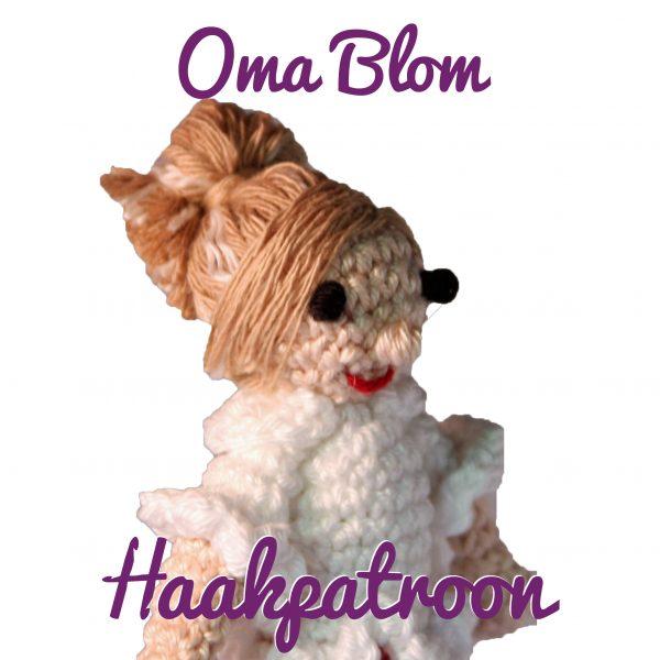 Haakpatroon-oma-blom