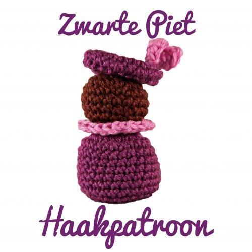 Haakpatroon Sinterklaas En Zwarte Piet Haken Hakednl