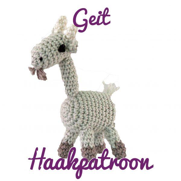 Haakpatroon-Geit