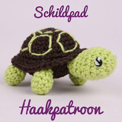 Haakpatroon-schildpad