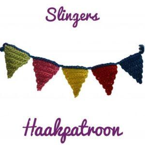 Haakpatroon-slingers