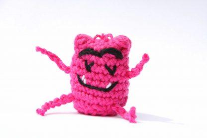 Kleurmonsters-haken-roze-gratis-haakpatroon