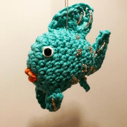 haken-mooiste-vis-van-de-zee-patroon
