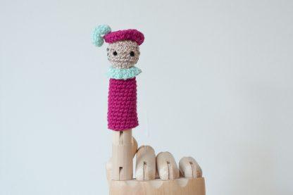 vingerpoppetje Piet-haken