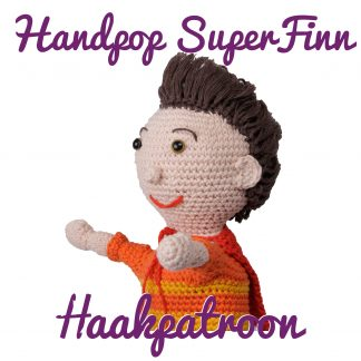 productfoto gehaakte superfinn handpop haakpatroon